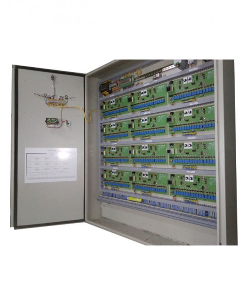 Sequential Timer Panel